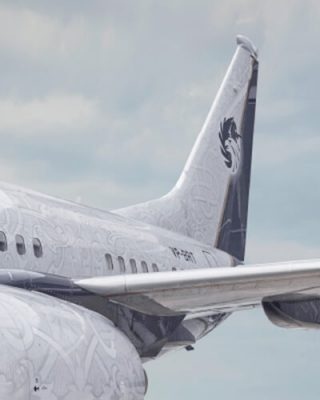 Enjoy Europe and the World on our elegant new aircraft